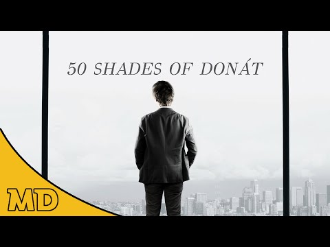 50 Shades of Donát | Sketch
