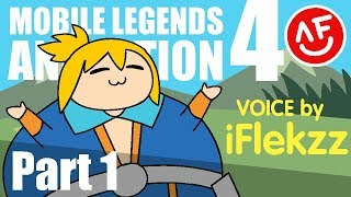 MOBILE LEGENDS: ANIMATION - FANNY BANG BANG PART 1 (CARTOON)voice by iFlekzz