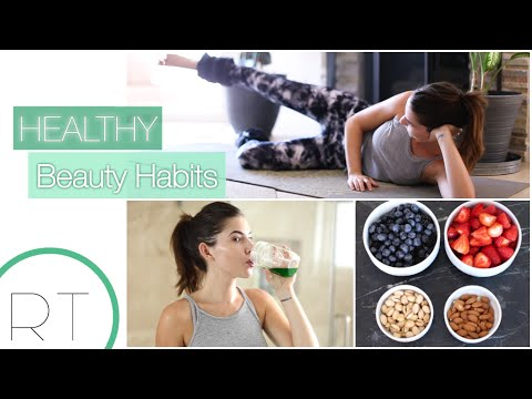 Video Healthy Beauty Habits (Daily & Weekly)
