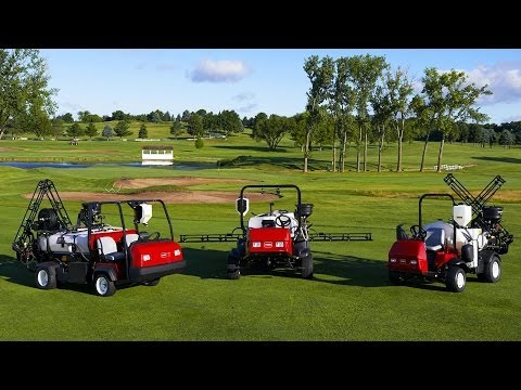 Toro® Multi Pro® Family of Sprayers