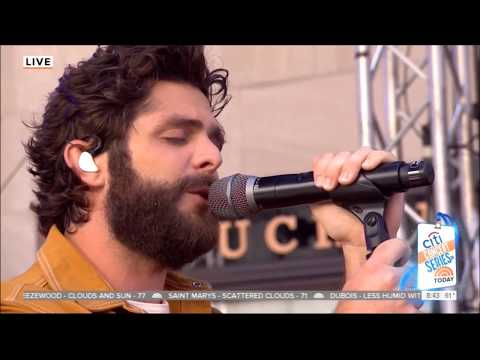 "Thomas Rhett Sings ""Remember You Young"" Live Concert Series May 31, 2019 HD 1080p"