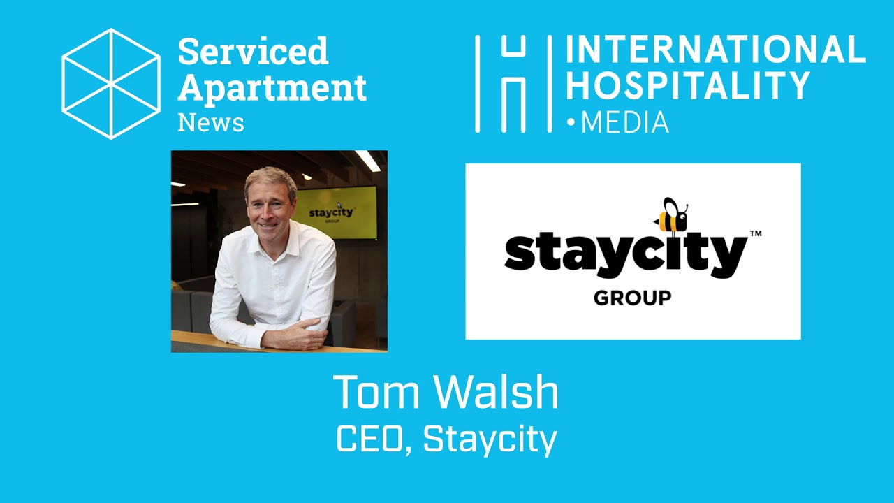SAN podcast: Tom Walsh, Staycity