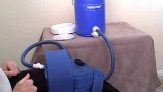 Video: Aircast Cryo Cuff IC Compression System