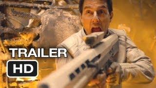 Oblivion Official Trailer  2 2013  Tom Cruise Morgan Freeman SciFi Movie HD