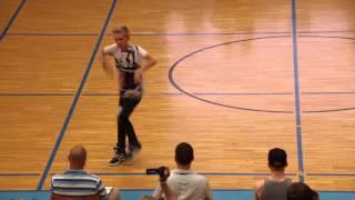 Österr. HIP-HOP-Meisterschaften 2015 - Solo Marco