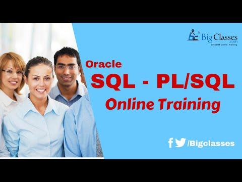 Oracle PL SQL Online Training | Oracle PL SQL Tutorial for Beginners
