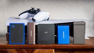 PlayStation 5 – Teuer vs. günstig: Externe SSDs im Vergleich