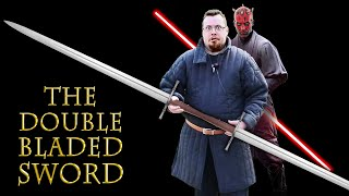 Is the double bladed sword / lightsaber a good weapon?