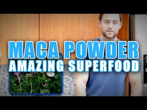 Maca Powder - Amazing Super Food!