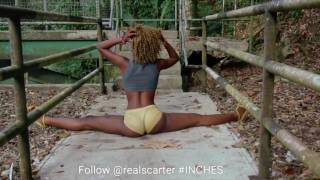 S CARTER - INCHES aka ALL Freestyle (Dance Viral Video)