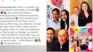 LOOK! Aileen Damiles And Her Life Now With Danding Cojuangco