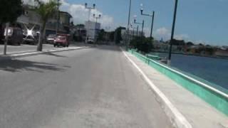 preview picture of video 'A Drive Through Champoton,  Cmpeche,  Mexico'