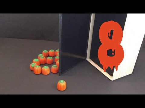 Halloween Candy Stop Motion