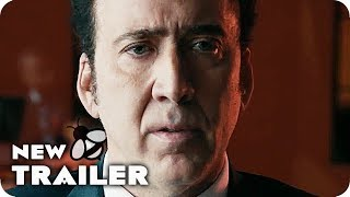 VENGEANCE: A LOVE STORY Trailer (2017) Nicolas Cage Action Movie