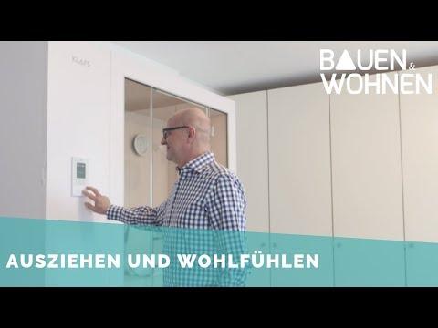 Sauna kaufen: Die ausziehbare Sauna für kleine Räume Zuhause