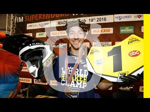 Colton Haaker wins SuperEnduro World Championship