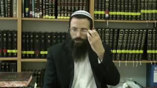 """הלכות  שמחות יו""""ד סימן שמד סע' א-טו הרב אריאל אלקובי שליט''א"""
