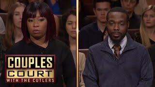 Woman Suspects Cheating After Boyfriend Calls Another Woman's Name (Full Episode) | Couples Court