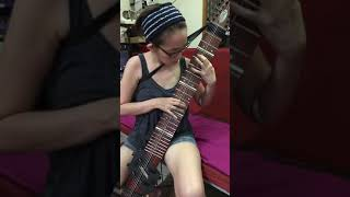 Waiting in Vain by Annie Lennox (Chapman Stick and Vocal cover)
