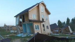 Фатальные ошибки при строительстве частного дома в северных регионах.