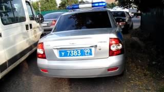 Троицк. офицеры полиции в полном неадеквате...13.08.2015