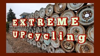 Extreme Upcycling! Cool Stuff Made From Junk