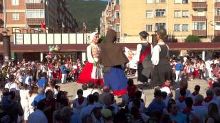preview picture of video 'Fiestas de Berriozar 2014 | Berriozar Konpartsa'
