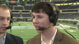 COTTON BOWL: SportsWhip FINAL from Dallas in HD