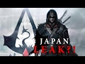 Assassin's Creed Japan Hidden Leak?! (New Assassin's Creed Game Leak?)