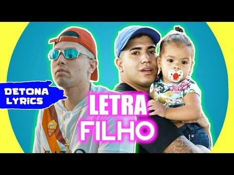MC Marks e MC Lele JP - Filho (Letra Oficial) DJ Hunter