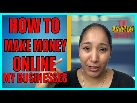 How to Make Money Online – All of Our Businesses | Entrepreneurial Advice | and Custom Software
