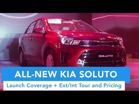 All-new KIA Soluto