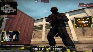 S1mple Plays FPL 20180329