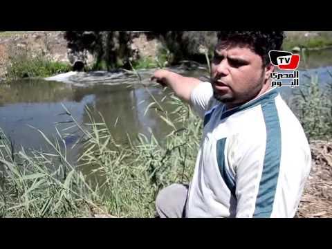 اختلاط مياه الشرب بالصرف الصحي بقرية في الدقهلية