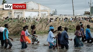Cyclone Idai: 15,000 stranded without supplies