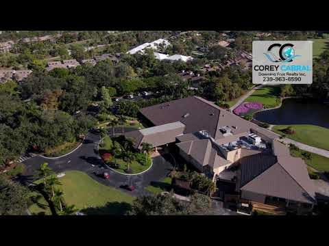 Eagle Creek Golf & Country Club Naples FL Clubhouse Real Estate Homes & Condos