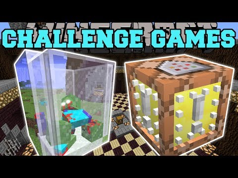 , title : 'Minecraft: ZOMBIE JAR CHALLENGE GAMES - Lucky Block Mod - Modded Mini-Game'