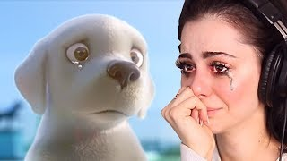 Reacting To The SADDEST Animations   TRY NOT TO CRY CHALLENGE