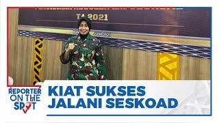 Kiat Sukses Lulus Seleksi Sekolah Staff dan Komando TNI Angkatan Darat dari Mayor CBA Eny Latifah