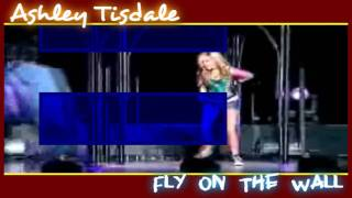Ashley Tisdale ~ Fly On The Wall (HD)
