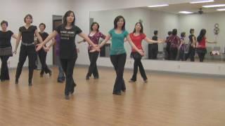 Hey Mambo - Line Dance (Dance & Teach In English & 中文)