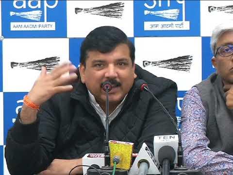 कांग्रेस तो वंशवाद की पोषक लेकिन भाजपा भी वंशवाद से अछूती नहीं: AAP
