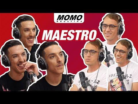 Maestro avec Momo - شنو قصة أغنية هالالا l شكون هو مايسترو ؟ l ( الحلقة كاملة )