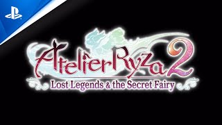 PlayStation Atelier Ryza 2: Lost Legends & the Secret Fairy - TGS 2020 Trailer | PS4 anuncio