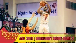 #Highlight ABL 2017 || Home Game 2: Saigon Heat vs Mono Vampire 17/12