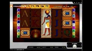 So weit das Auge reicht: Dicke Gewinne bei Eye of Horus!
