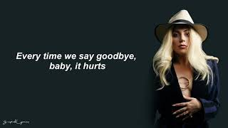 Always Remember Us This Way   Lady Gaga (Lyrics)