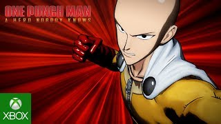 One Punch Man A Hero Nobody Knows Xbox One Mídia Digital