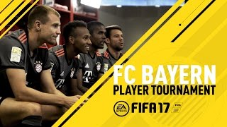 FIFA 17 – FC Bayern Palyer Tournament