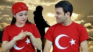 İşaret Dili Murat Başaran - Gülümse Anne   Mevlüt & Sevil